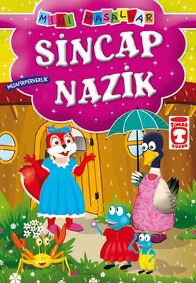 Mini Masallar - Sincap Nazik