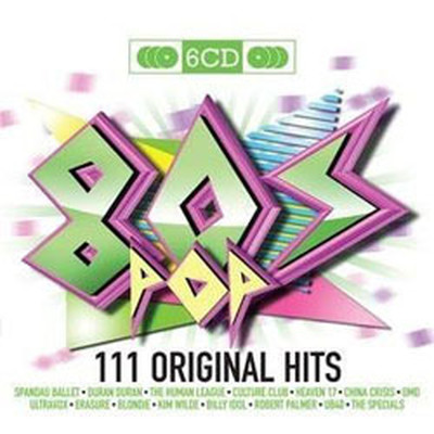 80's Pop (111 Original Hits)