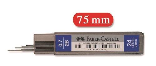 Faber-Castell Super Fine 0,7mm 2B 60mm