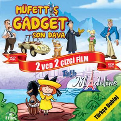 Müfettiş Gadget Son Dava ve Tatlı Madeline