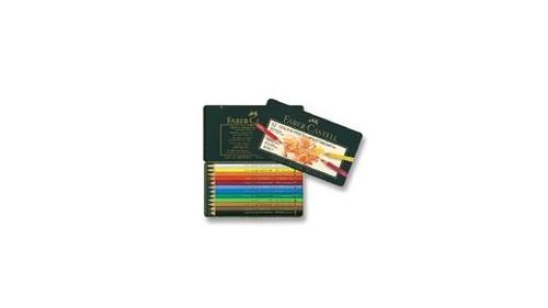 Faber-Castell Polychromos Kuru Boya Kalemi 12 Renk 5188110012