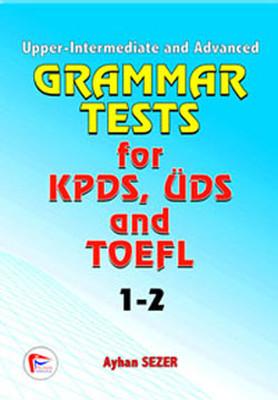 Grammar Tests fot KPDS ÜDS and TOEFL  1-2
