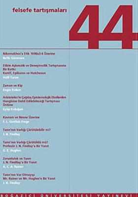 Felsefe Tartışmaları 44