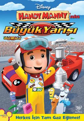 Handy Manny: Manny's Big Race - Handy Manny: Manny'nin Büyük Yarışı