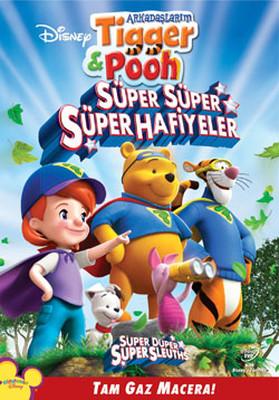 Mftp - Super Duper Sleuths - Arkadaşlarım Tigger & Pooh - Süper Süper Hafiyeler