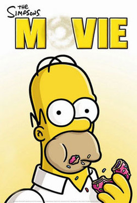 Simpsons Movie - Simpsonlar Sinema Filmi