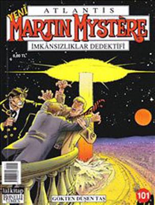 Martin Mystere Sayı - 101