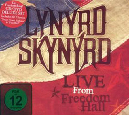 Live From Freedom Hall (CD+DVD Special Edition)