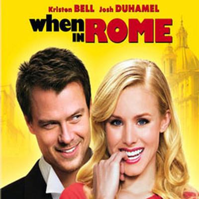 When In Rome - Aşk Çeşmesi