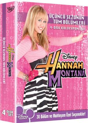 Hannah Montana Complete Third Season-Hannah Montana Üçüncü Sezonun Tüm Bölümleri