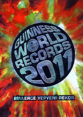 Guinness Rekorlar Kitabı 2011