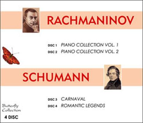Rachmaninov / Schumann