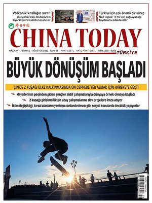 China Today (TR) - Nisan/Mayıs 2020