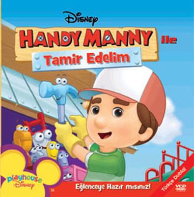 Handy Manny Fixing it Right - Handy Manny İle Tamir Edelim