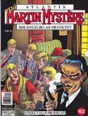Martin Mystere Sayı - 102