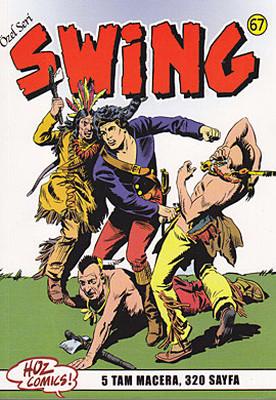 Swing Sayı 67 (5 Macera) Samurai