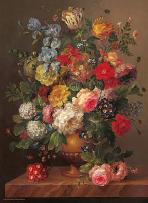 Anatolian Buket / Classic Bouquet 1000 Parça 3088