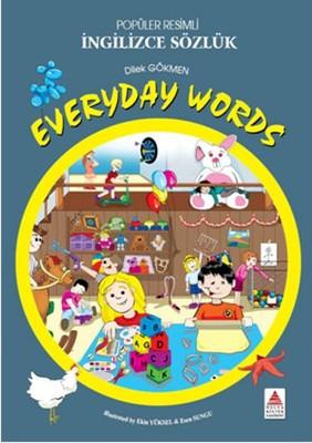 Popüler Resimli İngilizce Sözlük - Everday Words