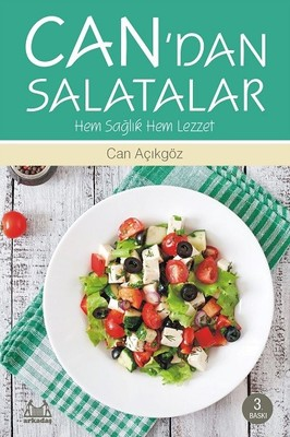 Can'dan Salatalar - Hem Sağlık Hem Lezzet