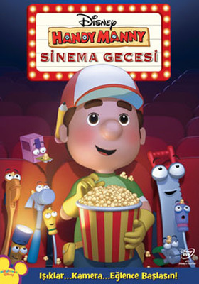 Handy Manny: Manny's Movie Night - Handy Manny: Manny'nin Sinema Gecesi