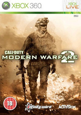 Call Of Duty: Modern Warfare 2 XBOX