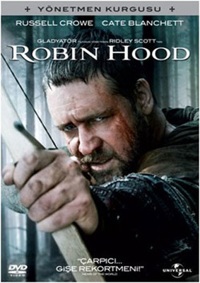 Robin Hood(2010)  - Double DVD