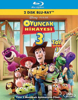 Toy Story 3 2 Disc Special Edition - Oyuncak Hikayesi 2 Disk Özel Versiyon