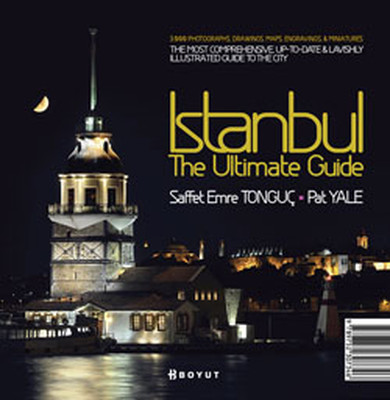 İstanbul The Ultimate Guide - Ciltli