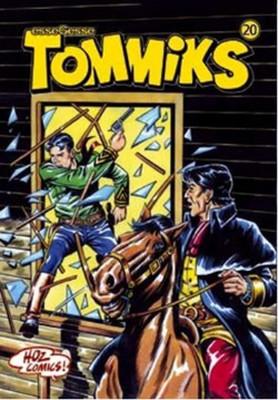 Tommiks-20: Hayalet Şehir
