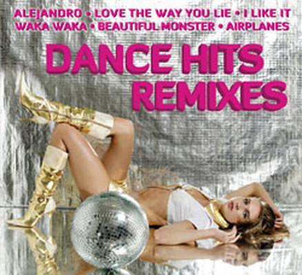Dance Hits Remixes SERI