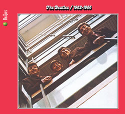 The Beatles 1962 - 1966 (Red Album) ''2010 Digital Remaster''