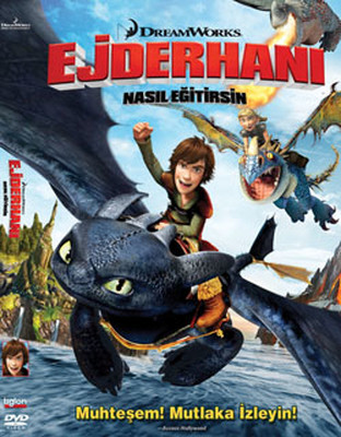 How To Train Your Dragon - Ejderhani Nasil Egitirsin