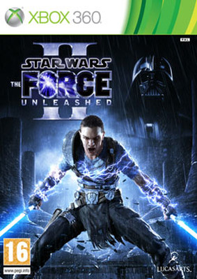 Star Wars Force Unleashed 2 XBOX