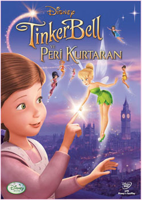Tinker Bell And The Great Faıry Rescue - Tinker Bell ve Peri Kurtaran