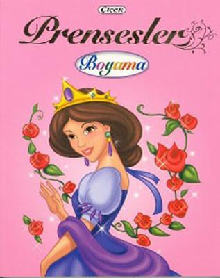 Prensesler Boyama 2