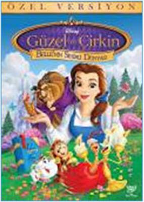 Beauty And The Beast: Belle's Magical World Se - Güzel ve Çirkin: Belle'nin Sihirli Dünyası