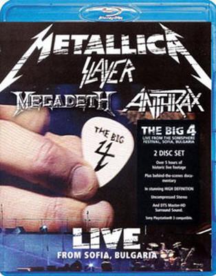 The Big Four:Live From Sofia Bulgaria