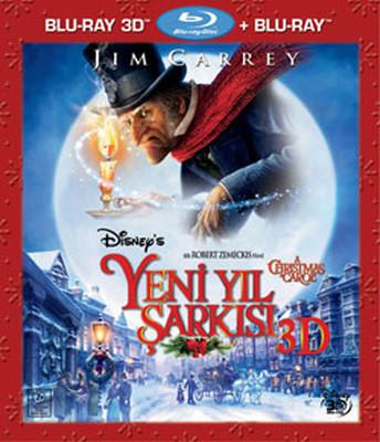 Christmas Carol 3D Combo (2D Bd + 3D Bd) - Yeni Yıl Şarkısı 3D Combo (2D Bd + 3D Bd)