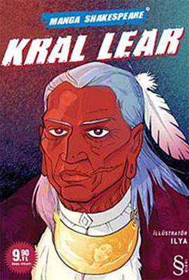 Kral Lear - Manga Shakespeare