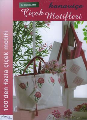 Kanaviçe Çiçek Motifleri