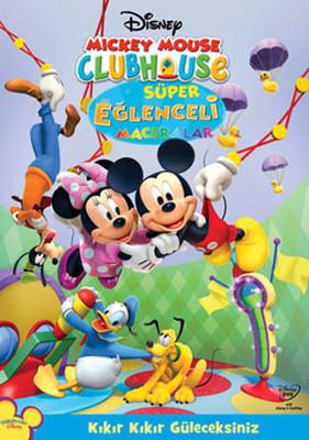 Mmch: Mickey's Super Silly Adventures -  Mmch: Süper Eğlenceli Maceralar
