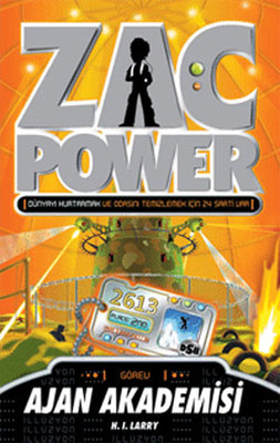 Zac Power 14 - Ajan Akademisi