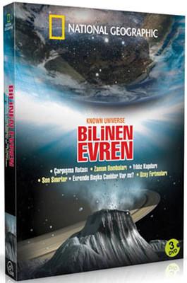 NG - Bilinen Evren (DVD - 3 Disk)