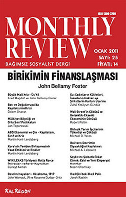 Monthly Review Sayı - 25