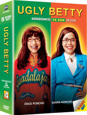 Ugly Betty Season 4 - Ugly Betty Sezon 4