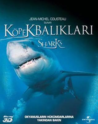 Sharks (3D) - Köpekbaliklari (3 Boyutlu)
