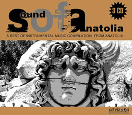 Sofa- Sound Of Anatolia 3 CD BOX SET