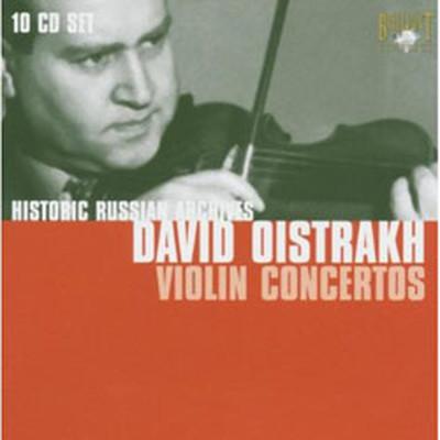 Historic Russian Archives: Violin Concertos