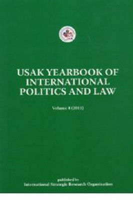 Usak Yearbook Of International Polirics and Law