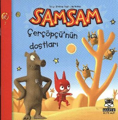 Samsam 7 - Çerçöpcü'nün Dostları